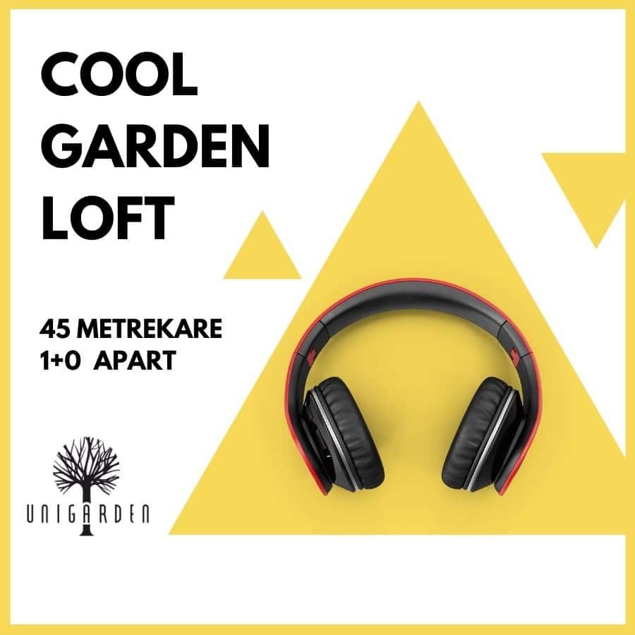 Cool Garden Loft