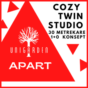 Cozy Twin Studio Apart
