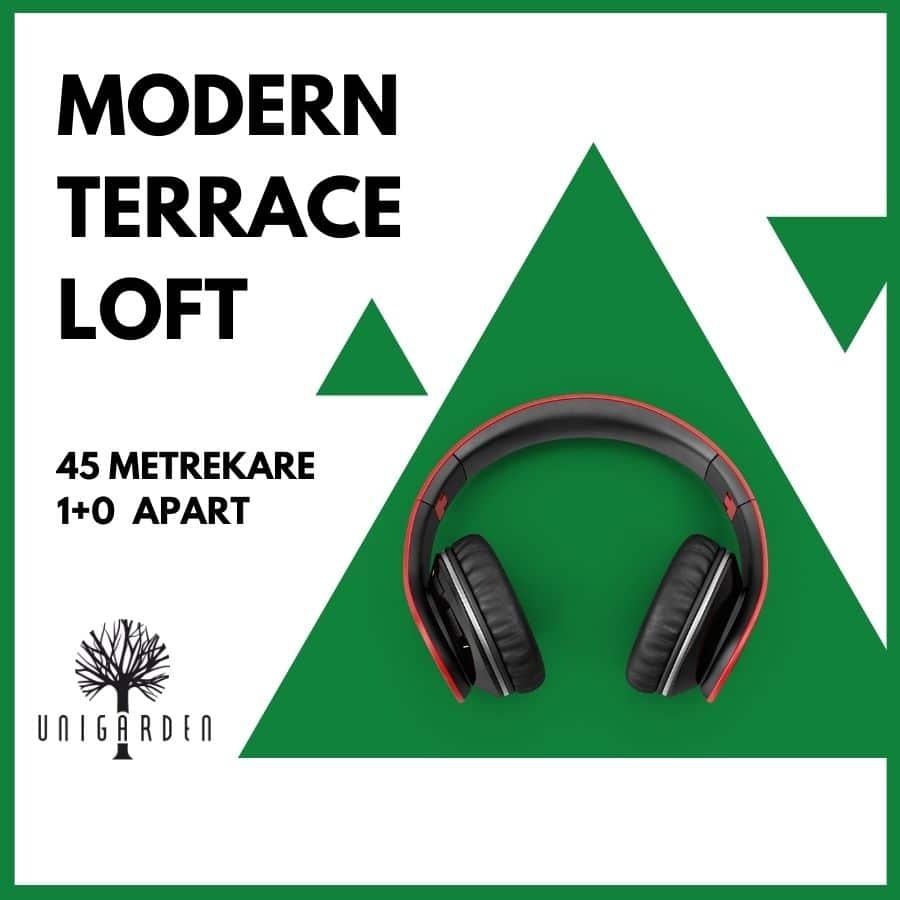 Modern Terrace Loft