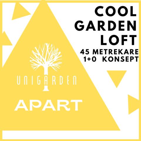 Cool Garden Loft Apart
