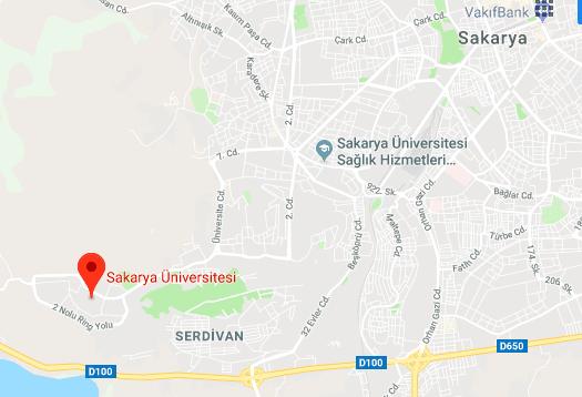 Sakarya Üniversitesi Ulaşım