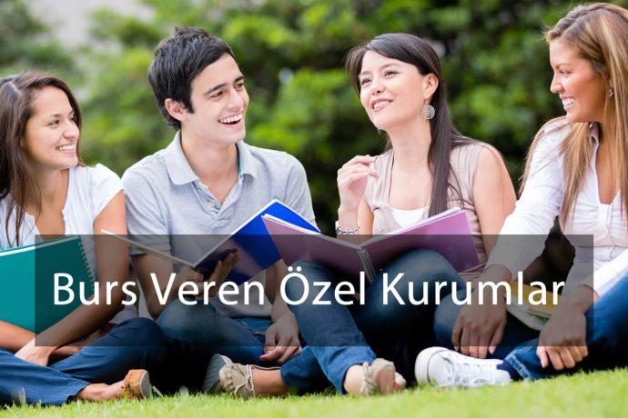 Öğrenci Bursu Veren Özel Kurumlar