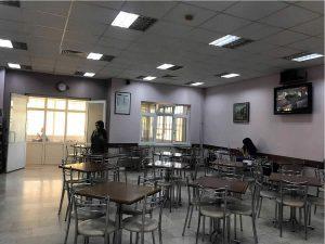 Sakarya Fen Edebiyat Kafeterya