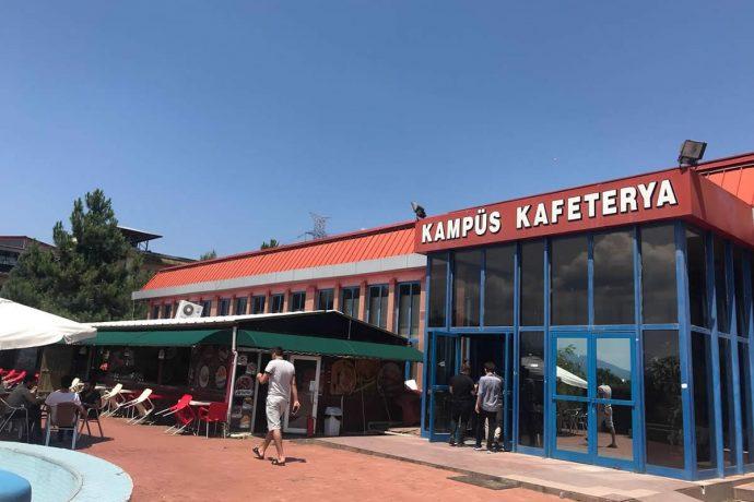 Sakarya Üniversitesi'ndeki Kantinler ve Kafeler