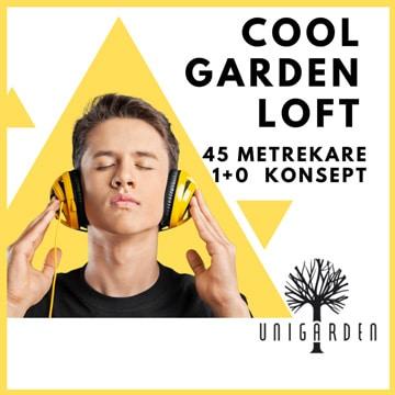 Cool Garden Loft Erkek Yurt