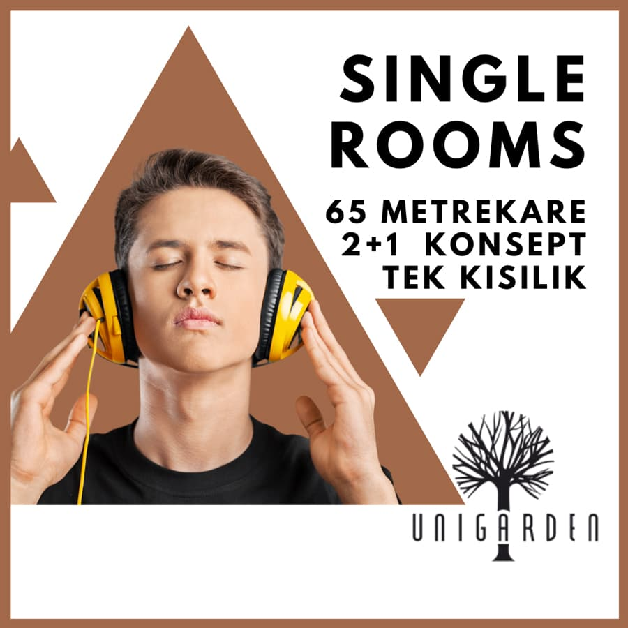 Single Room Erkek Yurt