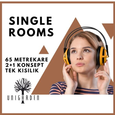 Single Rooms Kız Yurt